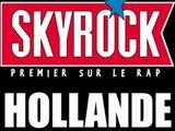 Hollande en direct sur Skyrock !