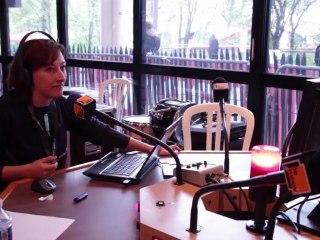 Filmer La Radio - Bulle du Mouv' @ Printemps de Bourges 2012