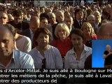 Discours de François Hollande à Toulouse - 4 mai