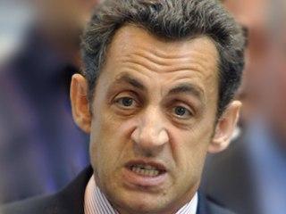 Sarkozy la petite marionnette