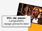"""Repas Divin 01b - Côté Cave: un vin de pays - Languedoc et un """"vin de cépage"""""""