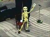 Marionnette Squelette dancing