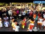 SIMANGAVOLE - Maloya manier fanm | MELANZ NASYON - Bandé maloya (île de la Réunion) : Sur Kanal Austral