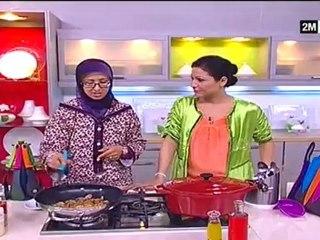 Choumicha - Choumicha Pastilla au poulet aromatisé aux crevettes