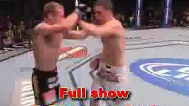 Rousimar Palhares vs Alan Belcher round