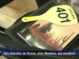 Des planches de Jean Giraud/Moebius vendues aux enchères