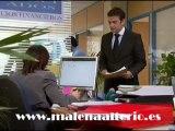 Malena en BuenAgente - 1x05