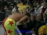 WCW 1996 - Randy Savage & Hulk Hogan vs Ric Flair & Arn Anderson