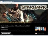 Download Starhawk Maw of Despair Outcast Pack DLC Free on PS3