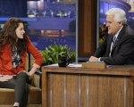 Jay Leno Show - Kristen Stewart with Turkish subtitles