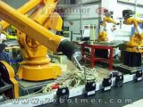 ABB - ROBOTMER - IRB 5400 Conveyor Tracking