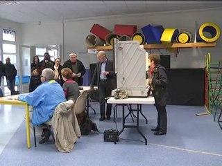 Elections présidentielles en Sarthe