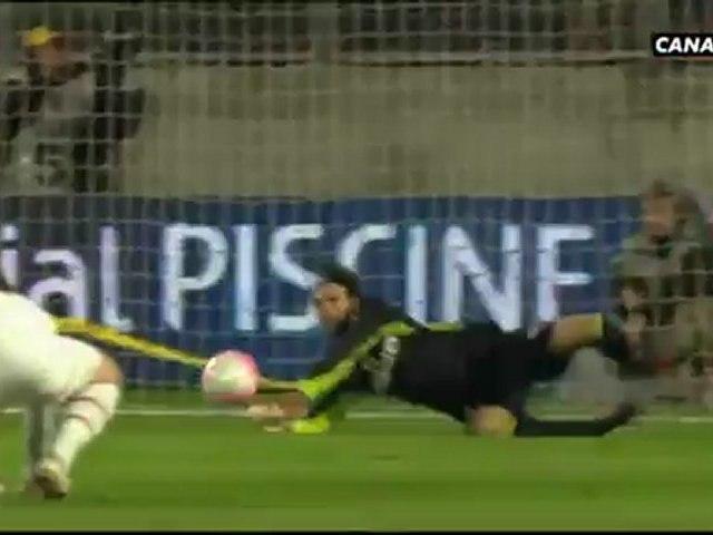 Valenciennes PSG But de Gomis