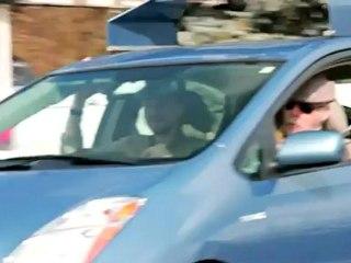 Google Self Driving Car Test