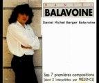 Daniel- Balavoine  viens vite 1973 montage photos  de Daniel