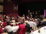 Soirée électorale à la Salle Georges Brassens, Saint Rémy