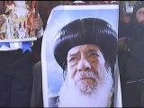 Chrétiens Orientaux, 6 mai 2012 : Hommage au Pape Chenouda III, patriarche de l'Eglise Copte Orthodoxe