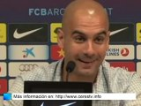 """Deportes / Fútbol; Barcelona, Guardiola: """"Me equivoqué pero no me arrepiento de lo que dije"""""""
