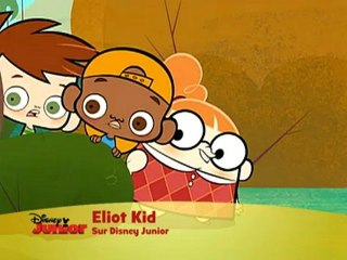 Disney Junior - Eliot Kid