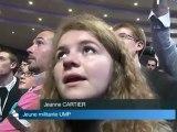 Réactions UMP à l'annonce des résultats de la ...