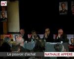 Nathalie Appéré - Le projet socialiste