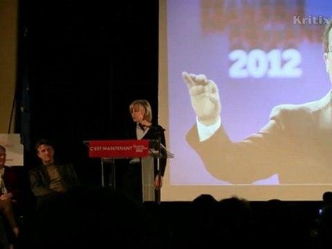 Poitiers : l'adoration social-démocrate