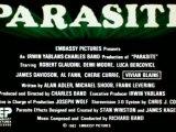 1982 - Parasite - Charles Band