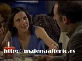 Malena en BuenAgente - 1x03 (2ª parte)