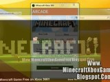 Download Lekaed Minecraft Crack Free on Xbox 360