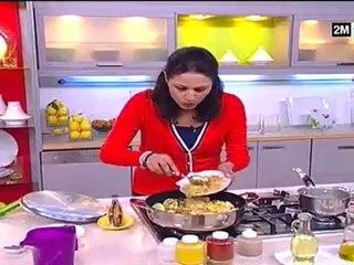 Cuisine Pas Cher : Tajine Poisson D'eau Douce