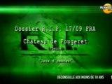 Recherches investigations paranormales - Le chateau de Fougeret