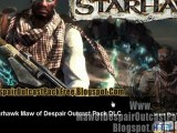 Install Starhawk Maw of Despair Outcast Pack DLC Codes Free!! - PS3 Tutorial