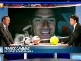 Volvo Ocean Race : Franck Cammas sur Groupama 4 défend sa troisième place