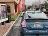 Etats-Unis: Google teste une voiture qui se conduit toute seule