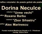 Grafică de carte-volume Dorina Neculce