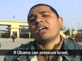 Voices on Obama - Rafah border