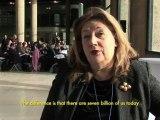 Conférence RIO+20 : les spécificités interview Bettina Laville conférence internationale  des nations unies sur le développement durable