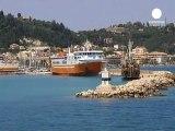 """""""L'île aux aveugles"""", illustration de la fraude en Grèce"""