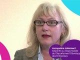 Financer votre entreprise - interview de Jacqueline Lallement, adjointe au responsable Développement des entreprises, CCIP Paris
