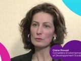 Démarche environnementale - Interview de Claire Provost, Conseillère Environnement, CCIP Paris