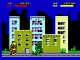 Classic Game Room - RAMPAGE for Sega Master System review