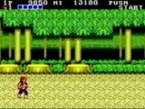 Classic Game Room - DOUBLE DRAGON for Sega Master System review