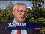 Sécurité civile : Alain Cousin s'engage pour garder Dragon50 dans la Manche