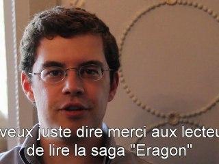 Christopher Paolini - ERAGON IV: L'HERITAGE