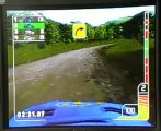 "ES Wellsford du Rallye de Nouvelle-Zélande sur PS1 ""Colin McRae 1"""