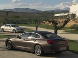 BMW 6 Series Gran Coupe 640d and BMW 6 Series Gran Coupe 640i Exterieur Design
