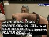 Discours du parti néo-nazi en grèce (vostf)