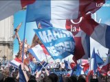 MANIFESTATION DU 1er MAI CHEZ LES MILITANTS FN