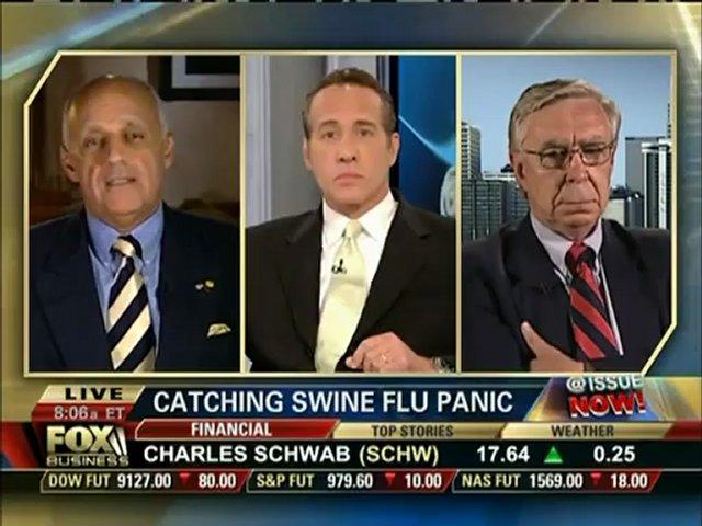 Swine Flu Threat to the Economy