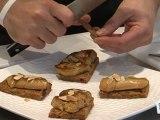 Cuisine : Recette : toasts de foie gras poélés